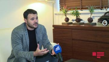 "Emin Agalarov: ""I am very away from politics and don't plan to engage in it"" - [color=red]INTERVIEW[/color]"
