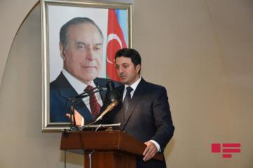 Tural Ganjaliyev appealed to the Armenian community of Nagorno-Karabakh