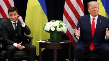 Трамп посоветовал Зеленскому договориться с Путиным