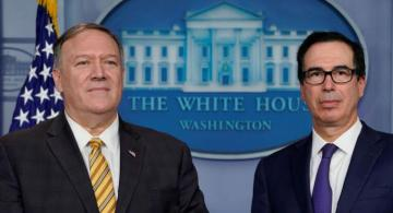 Pompeo: US will take action on any 'sanctionable Iranian Oil transaction'