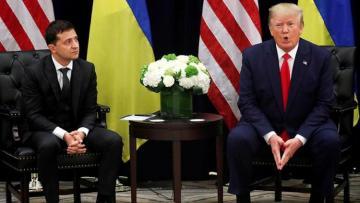 Трамп согласился рассекретить и первый телефонный разговор с Зеленским