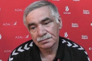 Azərbaycan yığmasının baş məşqçisi vəfat edib