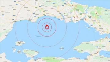 Зафиксирован афтершок стамбульского землятресения