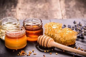 В Баку проходит ярмарка меда