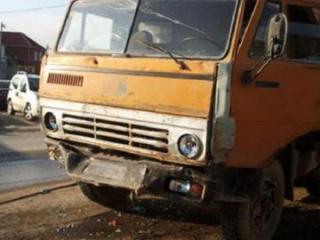 В Баку грузовик переехал женщину на пешеходном переходе