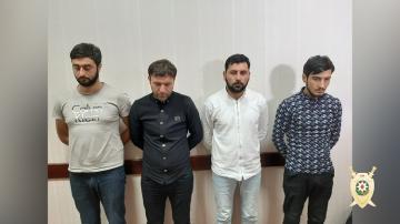 В Баку задержаны члены преступной группировки, изготовлявшие поддельные документы