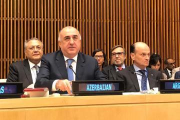 Azərbaycan G77 qrupuna təşkilatın 135-ci üzvü qismində qoşulub