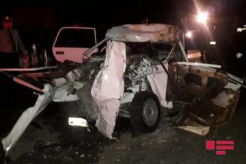Пять человек погибли в результате ДТП в Гейгеле - [color=red]ФОТО[/color]-[color=red]ОБНОВЛЕНО[/color]