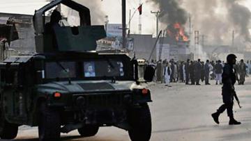 В Афганистане на избирательном участке прогремел взрыв
