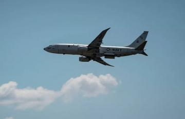 ABŞ-ın iki hərbi təyyarəsi Krım yaxınlığında kəşfiyyat uçuşları edib
