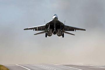 """Slovakiyada """"MiQ-29"""" döyüş təyyarələrinin uçuşu dayandırılıb"""