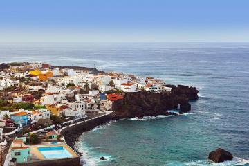İspaniyanın Tenerife adası işıqsız qalıb