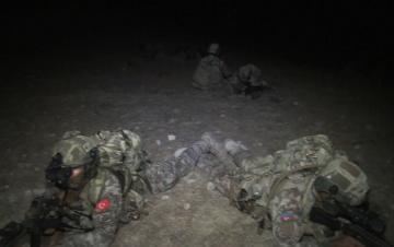 На учениях «Кавказский орел - 2019» спецназовцы проникли в глубину обороны противника