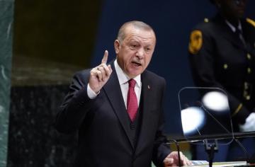 """Turkey's Erdogan says some of Khashoggi's killers enjoy """"impunity"""""""