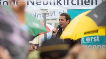 Партия Курца победила на парламентских выборах в Австрии