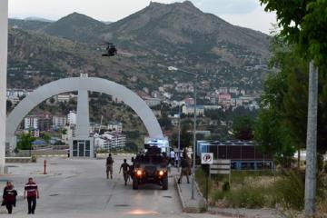 5 terrorists 'neutralized' in southeastern Turkey