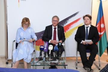 Посол Германии: Мы хотим скорейшего подписания договора ЕС-Азербайджан