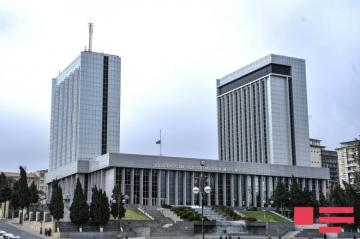 First plenary meeting of fall session of Azerbaijani Parliament started