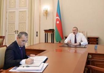 Президент Ильхам Алиев: Необходимо увеличить производство продукции экспортной направленности