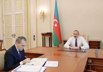 Ильхам Алиев: Если пандемия получит широкий размах в Азербайджане, то трагическая динамика развития неизбежна и у нас