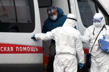 Moskvada daha 5 nəfər koronavirusdan ölüb