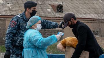 В Армении выросло число жертв коронавируса