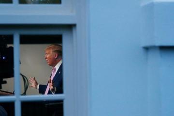 """Trump says China's coronavirus numbers seem """"on the light side"""""""