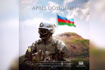 """Azərbaycan Prezidenti: """"Aprel döyüşləri Dövlətimizin, Ordumuzun gücünü nümayiş etdirdi"""""""