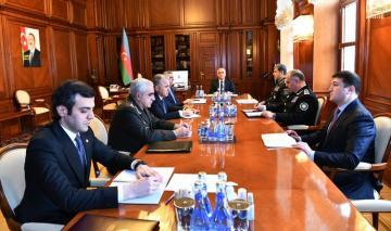 Состоялось заседание Оперативного штаба при Кабинете министров