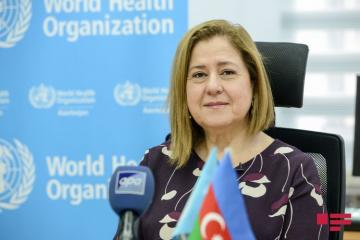 WHO: Our support for the Azerbaijani government on tests not so much, government itself purchases more tests