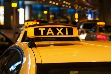 Yalnız fərqlənmə nişanı olan taksilər fəaliyyət göstərəcək