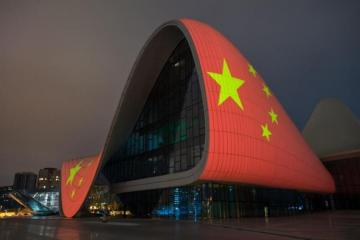 Heydar Aliyev Center supports countries, which widely infected with COVID-19 - [color=red]VIDEO[/color]