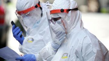 Число случаев коронавируса в мире превысило 1,1 миллиона, скончались 58 929 человек