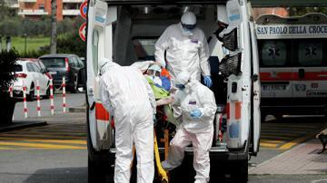 В Италии число жертв коронавируса превысило 15 000