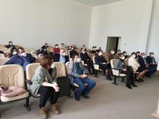 Training in coronavirus for doctors launched in regional hospitals in Azerbaijan