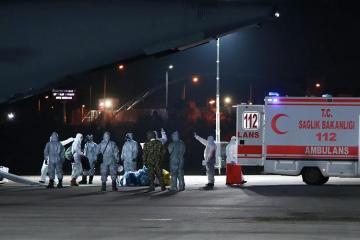 Türkiyədə COVID-19 diaqnozu ilə ölənlərin sayı 649 nəfərə çatıb