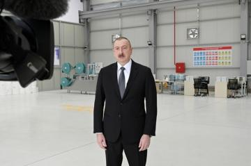 Президент Азербайджана: Государство сделало все возможное