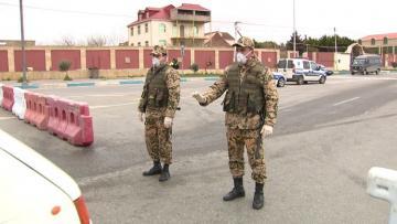 DİN: Karantin rejimini pozan 6 nəfər həbs olunub, 3800 nəfər cərimələnib
