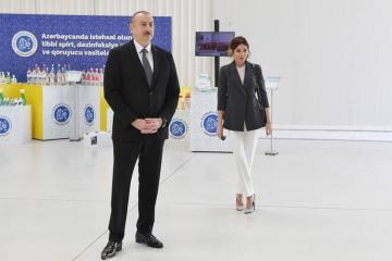 Президент Ильхам Алиев: Из зарубежных стран эвакуировано около 15 тысяч граждан Азербайджана