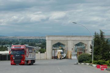 Gürcüstanla Azərbaycan arasında bütün sərhəd-keçid məntəqələri bağlanıb