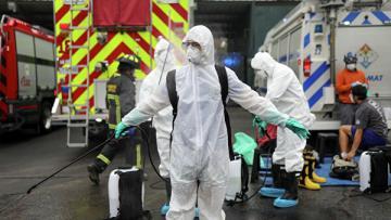 В Москве умерли семь пациентов с коронавирусом