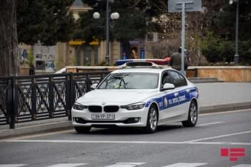 Baku police brings 9959 traffic participants to administrative responsibility over violation of special quarantine regime