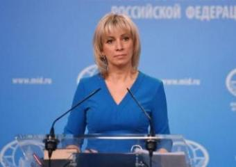 "Maria Zakharov: ""Russia does not recognize Nagorno-Karabakh as an independent state"""
