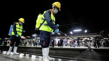 Число жертв коронавируса во Франции приблизилось к 11 тысячам человек