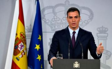 Spain PM: 'Fire' is coming under control