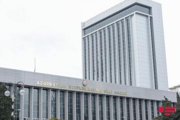 Session of Azerbaijani Milli Majlis starts