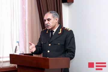 Xanlar Vəliyev yenidən Hərbi prokuror təyin edilib