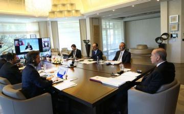 "Turkish President: ""We can extend Baku-Tbilisi-Kars railway until Middle East"""
