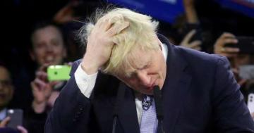 Борис Джонсон покинул отделение неотложной помощи