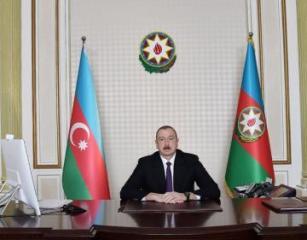 Президент Азербайджана: Пандемия коронавируса является глобальной угрозой, поэтому требует глобального ответа